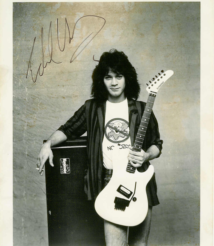 Eddie VAN HALEN - VAN HALEN Photo (589163) - Fanpop
