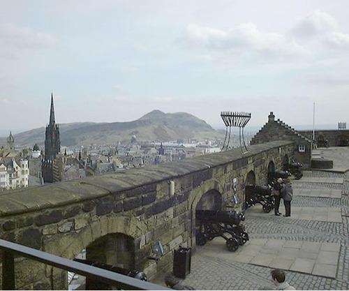 Edinburgh castillo