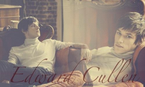 Edward Cullen - Gaspard