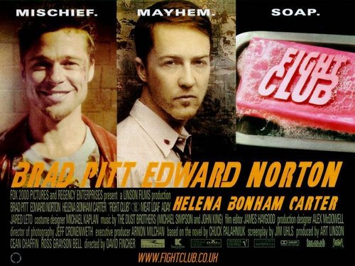 Edward Norton wallpaper titled Fight Club