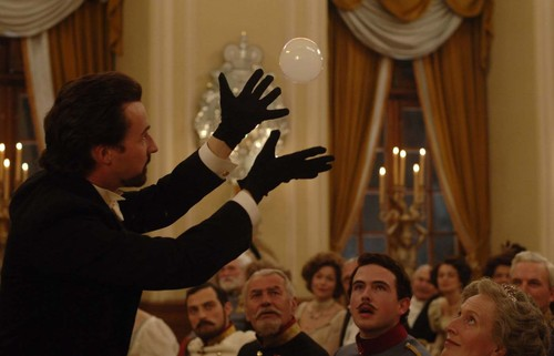 Edward Norton Обои entitled The Illusionist