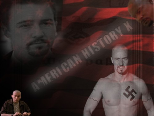 Edward Norton Обои titled American History X