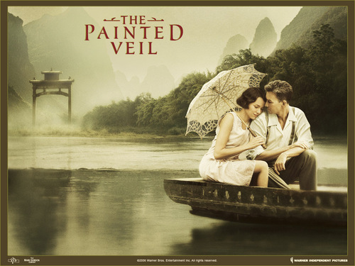 Edward Norton kertas dinding entitled The Painted Veil