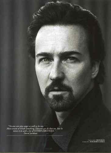 Edward Norton Обои titled Edward Norton