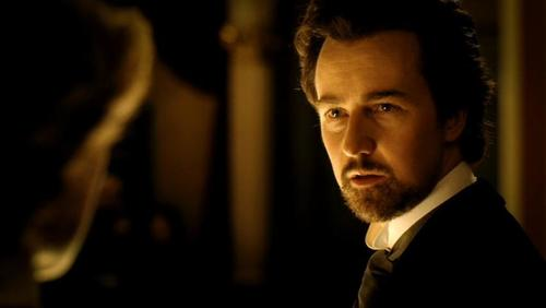 Edward in The Illusionist - edward-norton Photo