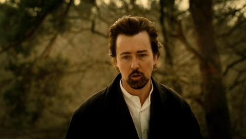 Edward Norton Обои called Edward in The Illusionist
