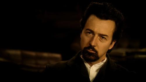 Edward Norton fond d'écran called Edward in The Illusionist
