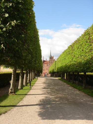 Egeskov Castle - denmark Photo