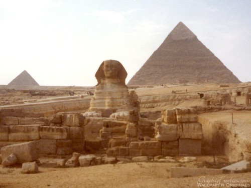 Egypt achtergrond called Egypt