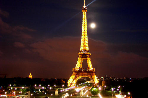 Paris wallpaper entitled Eiffel Tower