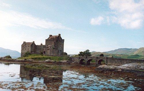 Eilean Donan 성