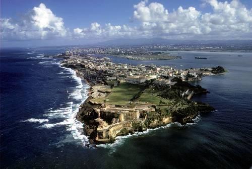 El Morro Fortress, San Juan