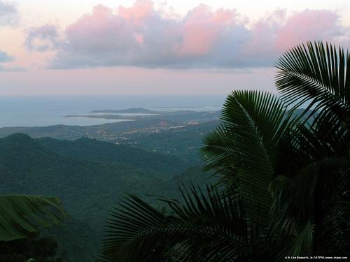 El Yunque Vista