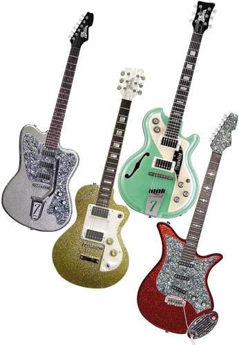 エレキギター, エレク トリック ギター