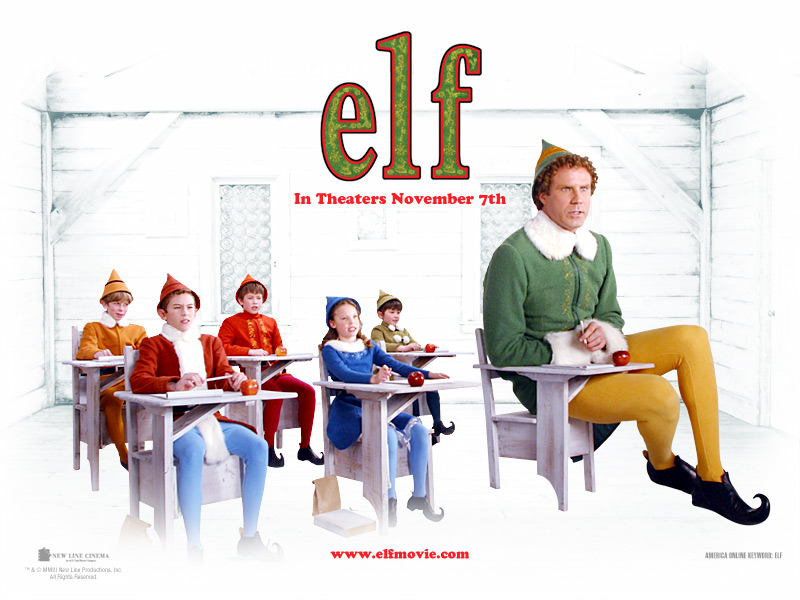 Elf The Movie Wallpaper: Elf Images Elf Wallpaper HD Wallpaper And Background