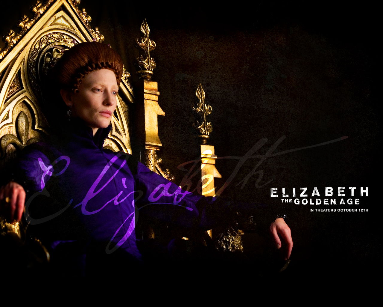 Elizabeth: The Golden Age - Cate Blanchett Wallpaper ...
