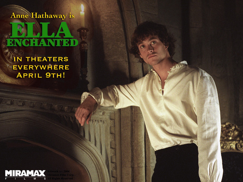 Hugh Dancy wallpaper entitled Ella Enchanted 2