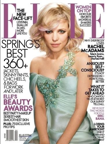 Elle Magazine 2007