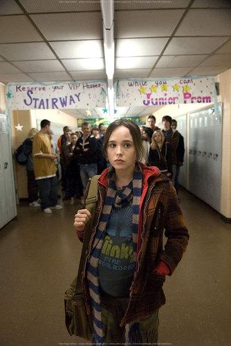Ellen Page wallpaper entitled Ellen Page