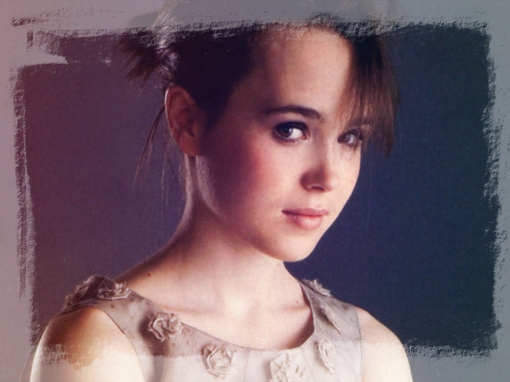 Ellen Page Ellen Ellen Page