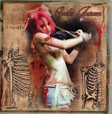 Emilie Autumn fond d'écran entitled Emilie Autumn