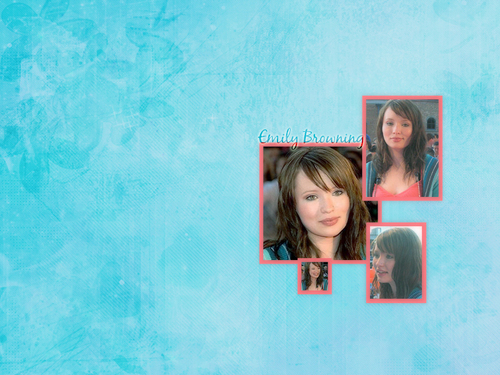 Emily Browning achtergrond