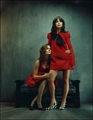Emily and Zooey - emily-deschanel photo