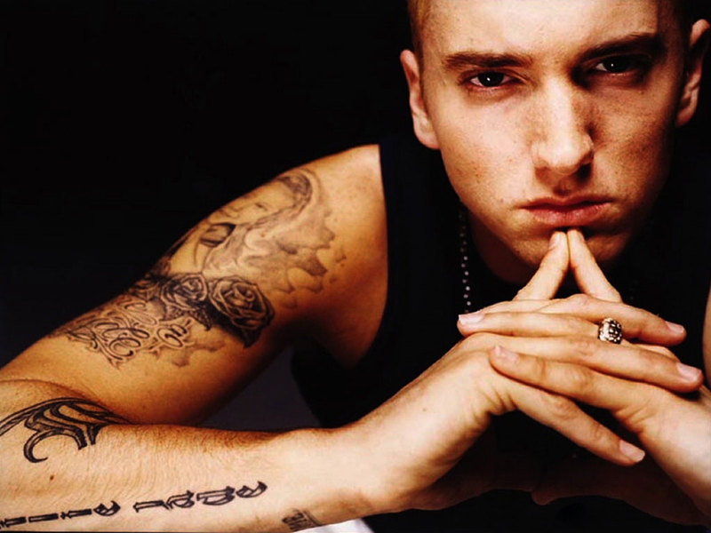 eminem wallpaper. Eminem - EMINEM Wallpaper