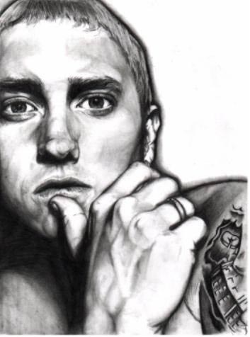 Eminem - eminem Fan Art