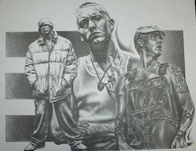 Eminem - EMINEM Fan Art (660875) - Fanpop