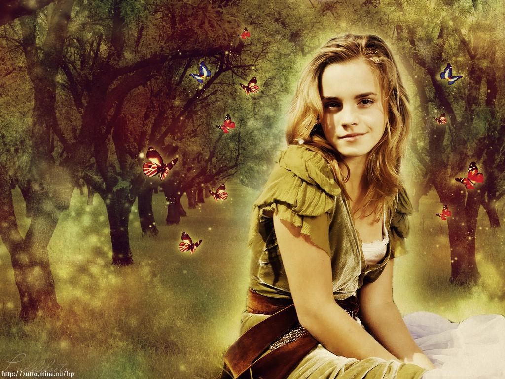 Emma Watson - Wallpaper