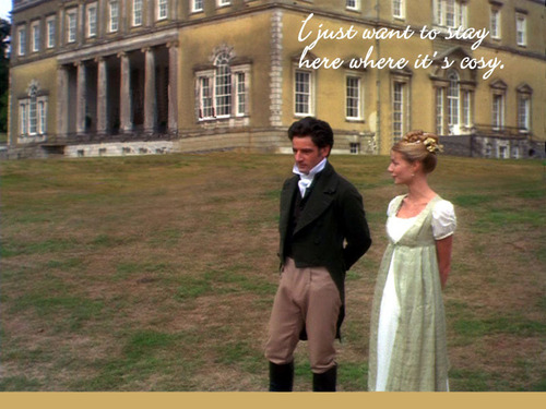 Jane Austen wallpaper entitled Emma