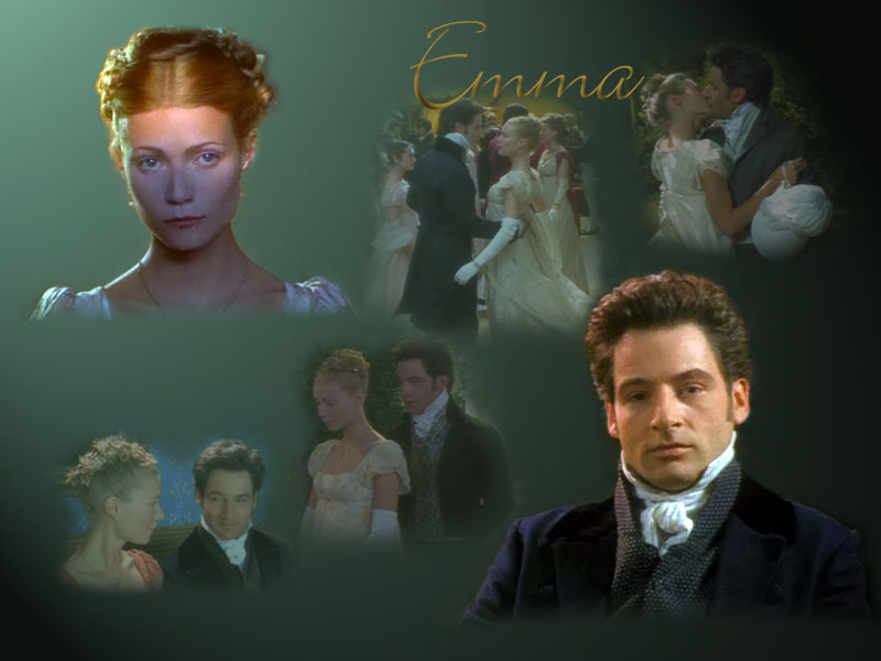 emma   jane austen wallpaper
