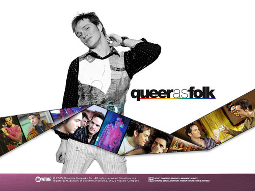 Emmett - queer-as-folk Wallpaper