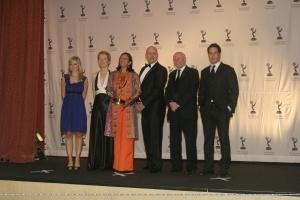 Emmy Press Room