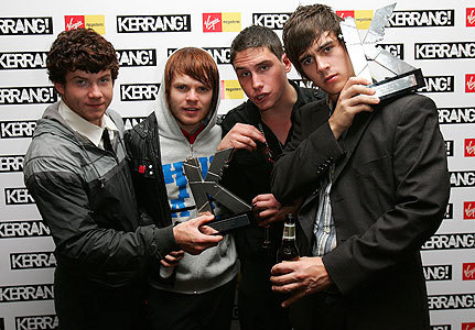 Enter Shikari, Kerrang! awards