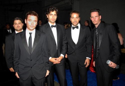 Entourage Men in Black