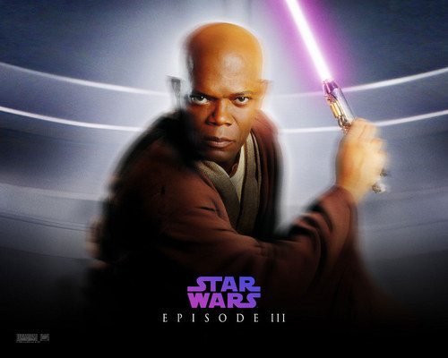 Star Wars wallpaper called Mace Windu