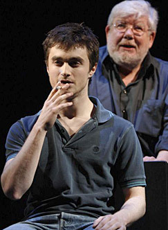 Daniel Radcliffe wallpaper entitled Equus Pictures