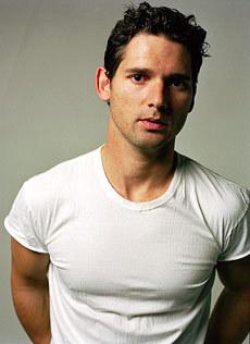 Eric in a white tshirt