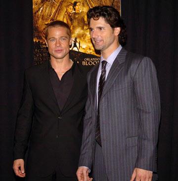 Eric with Brad