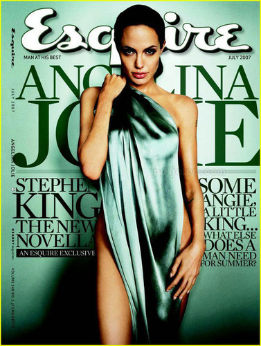 Esquire 2007 - angelina-jolie Photo