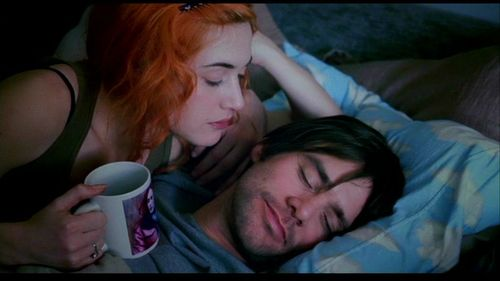 Eternal Sunshine wallpaper entitled Joel & Clementine