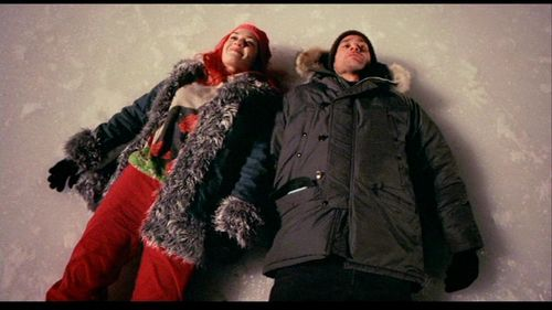 Eternal Sunshine wallpaper called Joel & Clementine