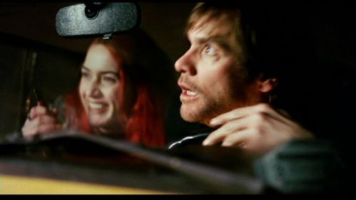 Eternal Sunshine wallpaper titled Joel & Clementine
