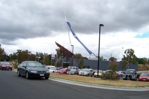 Eureka Centre in Ballarat
