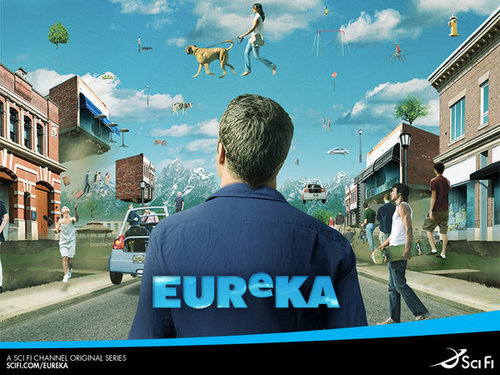 Eureka 壁纸 entitled Eureka