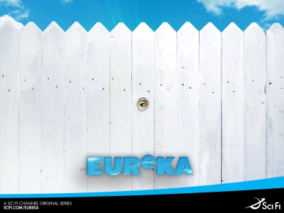 Eureka wallpaper titled Eureka