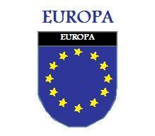 Европа crest flag