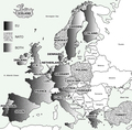 European Politics Map